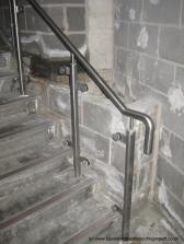 Leaking podium deck soffit